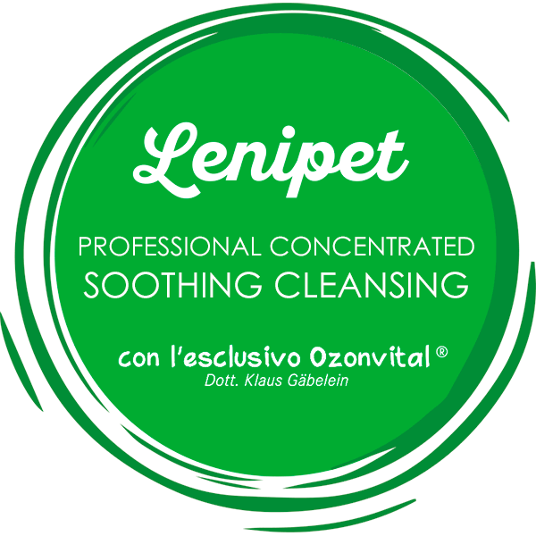 LENIPET CONCENTRATED PROFESSIONAL SOOTHING CLEANSING - LACOVET pet beauty&care
