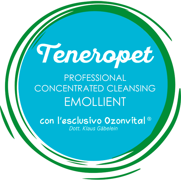 TENEROPET PROFESSIONAL CONCENTRATED CLEANSING EMOLLIENT - LACOVET pet beauty&care