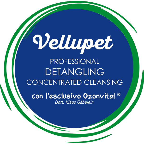 VELLUPET PROFESSIONAL DETANGLING CONCENTRATED CLEANSING - LACOVET pet beauty&care