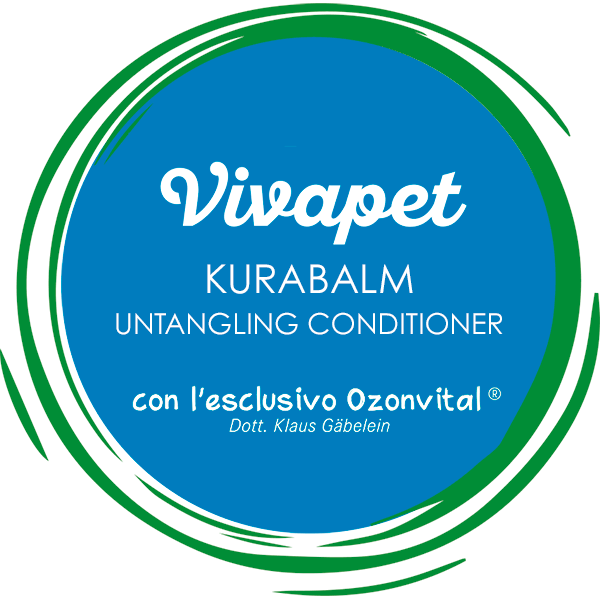 VIVAPET KURABALM UNTANGLING CONDITIONER - LACOVET pet beauty&care
