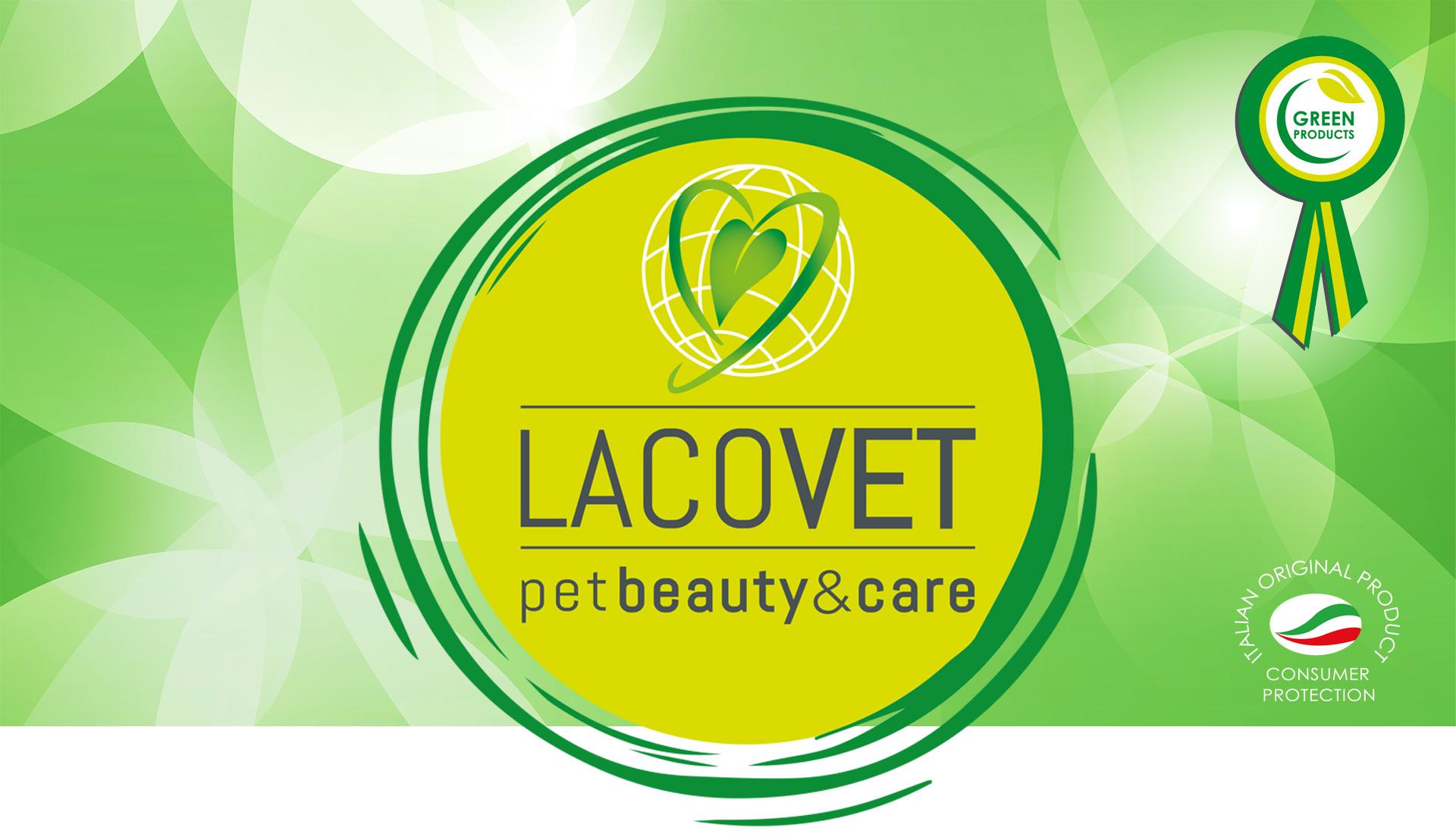 Pet beauty & care LACOVET