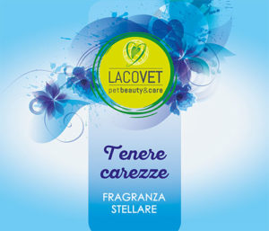 TENERE CAREZZE Fragranza Stellare - LACOVET pet beauty&care