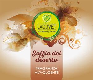 SOFFIO DEL DESERTO Fragranza Avvolgente - LACOVET pet beauty&care
